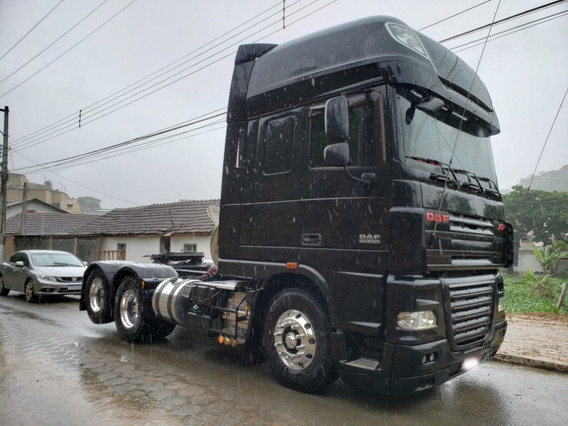 Daf Xf 105 Fts 510 A 6x2 Ano 2017/2018 = Fh540 Scania 480