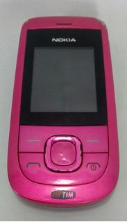 Celular Nokia 2220s - Rm 590 - Rosa