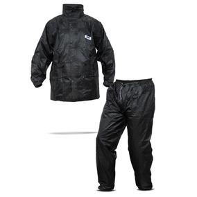 Capa De Chuva Para Motoqueiro (calça + Jaqueta) Pro Tork