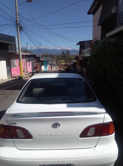 Toyota Corolla Vercion Amaricana
