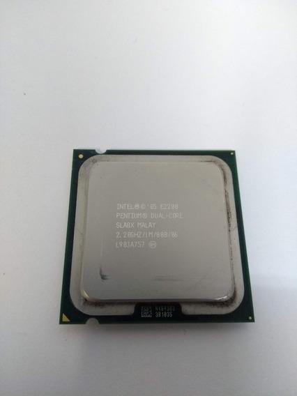 Processador Intel Pentium Dual Core E2200 2.2 Ghz