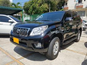 2014 Toyota Prado Txl Motor 3.0 Negro 5 Puertas