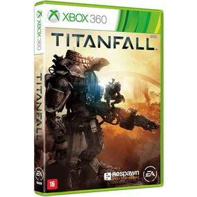 Titanfall Original Para Xbox 360 Mídia Física Usado