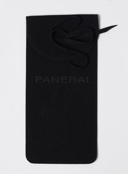 Panerai Porta Relógio Em Veludo - 100% Original