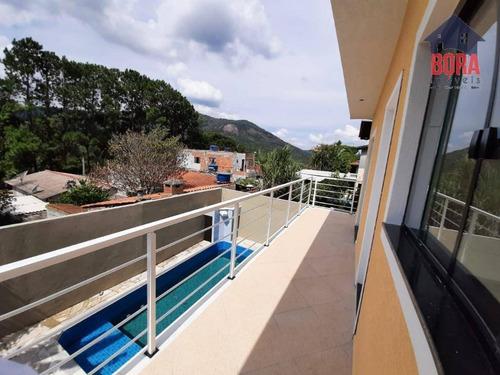 Casa Nova Financiável A Venda Em Terra Preta- Mairiporã - Ca0602