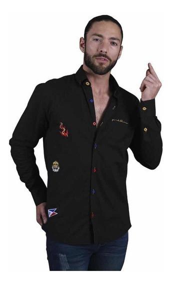 Camisas Para Caballero Y Dama Porto Blanco