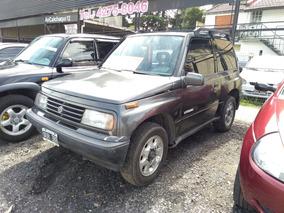 Suzuki Vitara 3ptas 4x4 Jlx