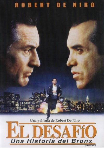 El Desafio Una Historia De Bronx Robert De Niro Pelicula Dvd