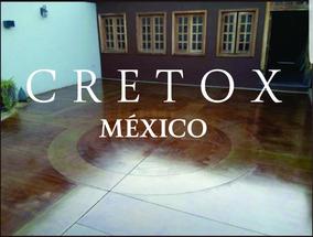 Sellador Y Oxidante De Concreto Profesional Cretox 20m2
