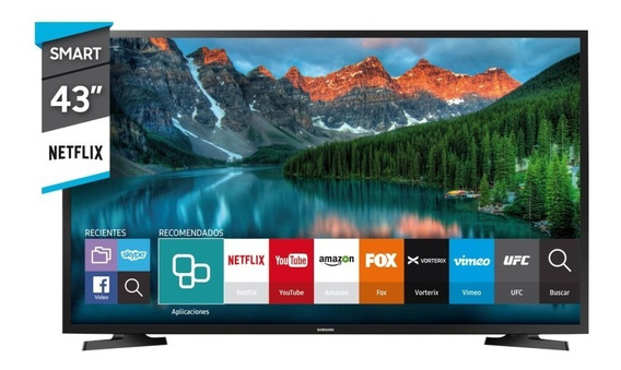 Smart Tv Led 43 J5290 Full Hd Samsung