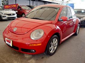 Volkswagen New Beetle Gls 2.0 Aut Placa Dda984