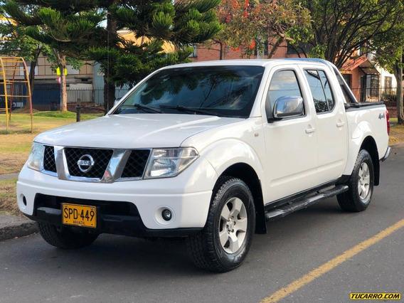 Nissan Navara Le 4x4 2500cc Tdi Mt Aa Ab Abs