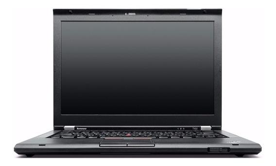 Notebook Lenovo T430 Core I5 3 Ger 8gb Ssd 240gb