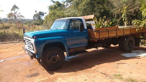 Imagem 1 de 3 de Ford Caminhão Caminhão