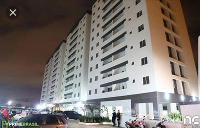 Alugo Apartamento Novo - Todo Mobiliado E C/ Eletrodoméstico