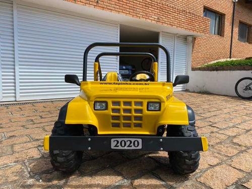Mini Buggy Fapinha Jeep Adventure Gasolina 4 Tempos 6.5hp