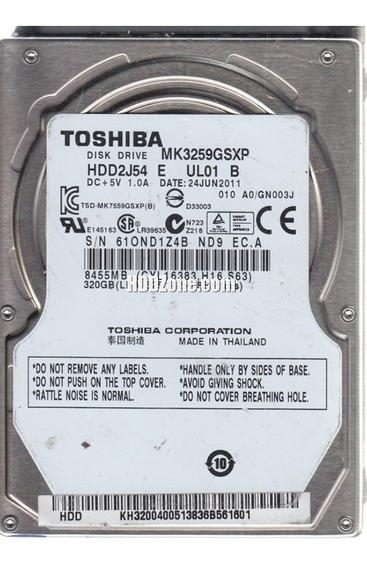Oferta Disco Duro Para Lapto 320 Gb Toshiba