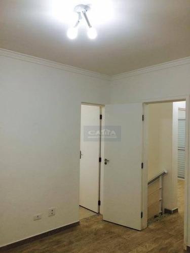 Imagem 1 de 12 de Sobrado À Venda, 74 M² Por R$ 540.000,00 - Anália Franco - São Paulo/sp - So9223