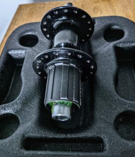 Cubo Boost Trazeiro 32furos Frehub 9-10-11-12v 12x148mm