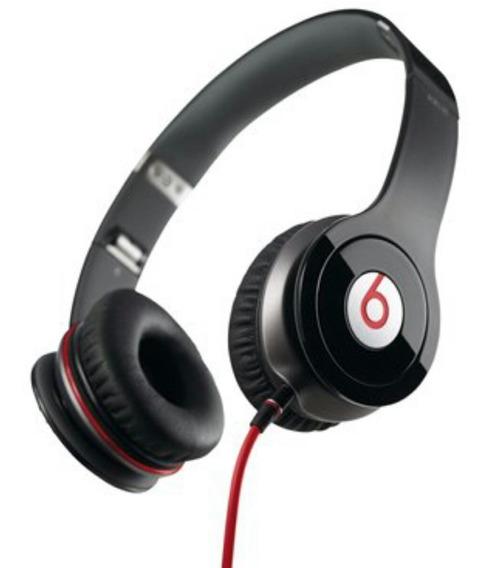 Headphone Beats By Dre Solo Hd