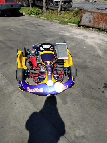 Karting Pcr Kz Shifter Cajero