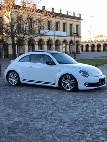Imagen 1 de 14 de Volkswagen The Beetle Sport 2.0 Tsi Dsg Blanco Techo Permuto