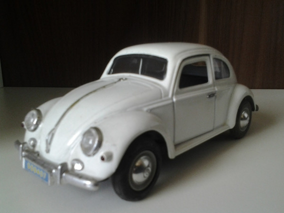 Miniatura Do Fusca Escala 1:24