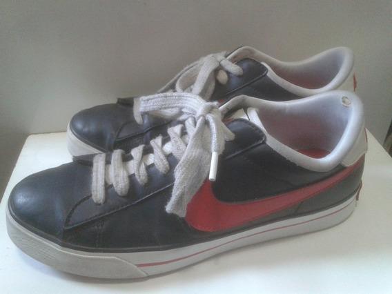 Zapatillas Nike Originales Sweet Classic Hombre Cuero 8.5 Us