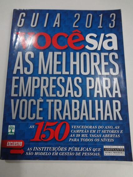 Revista Guia 2013 Você S/a