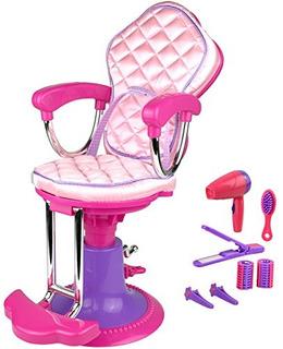 Haga Clic En Play Chair Y Accesorios De Play De Doll. Perfec