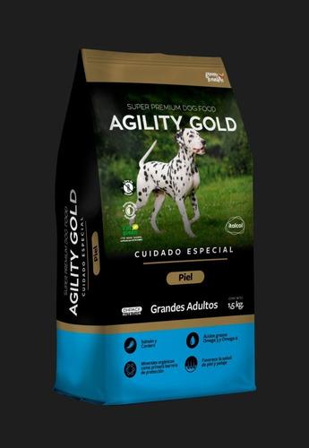 Agility Gold Piel Grandes Adultos 8k - kg a $15475