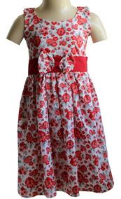 Vestido Infantil Menina Festa - Barato