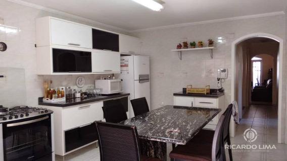 Casa Residencial À Venda, Vila Mazzei, Santo André. - Ca0906