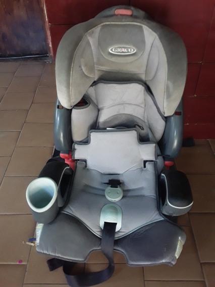 Silla Porta Bebé Graco Para Carros Niños Entre 3 Y 10 Años
