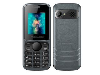 Celular Maxwest Uno M2, 1.8 Bluetooth 2g Sd - Gray
