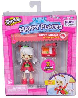 Shopkins Happy Places Muñeca Single Pack Sara Sushi