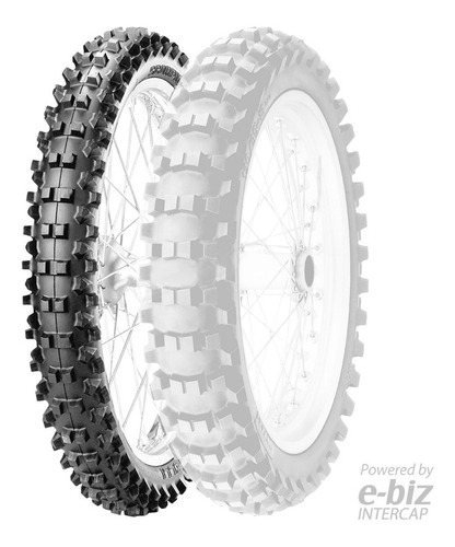 Cubierta Moto Cross Pirelli Scorpion 80 100 21 Delantera