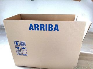 Caja Carton Paq. 20 Pzs Nuevas 60x32x30cms Son Grandes