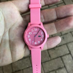 Relógio Lacoste Rosa Feminino