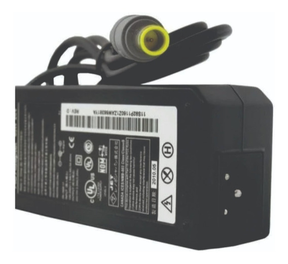 Fonte Carregador Lenovo Thinkpad T410 T420 T430 90w 20v 4.5a