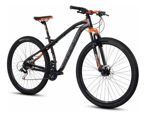Imagen 1 de 3 de Bicicleta Mercurio Ranger Pro R29 Negro 2020
