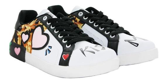 Zapatillas Sneakers Mujer Urbana Moda Diseño Citadina B1