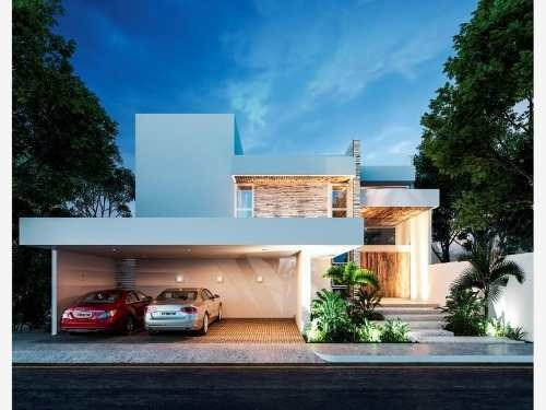 Casa Sola En Venta Privada Solasta Residencial Lote 61, Temozon Norte