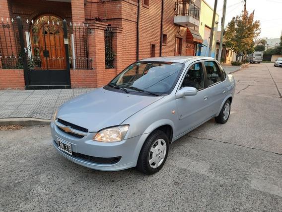 Chevrolet Classic 1.4 Gnc 80mil Kms $215mil Y Cuotas Permuto