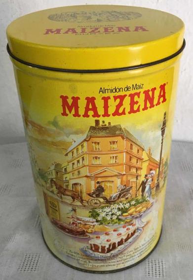 Lata Antigua Maizena 1 1/2 Kg. - Vacía - Coleccion -