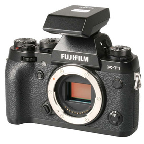 Câmera Mirrorless Fujifilm X-t1 Com Flash Ef-x8