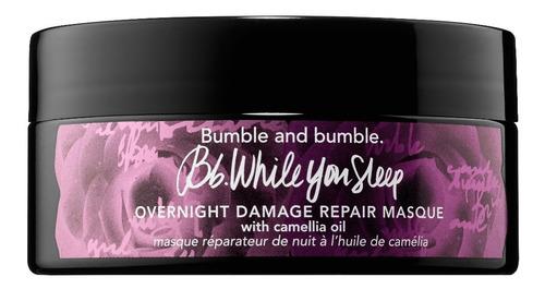Bumble And Bumble - While You Sleep - Máscara Capilar