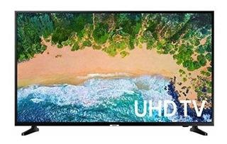 Samsung Un55nu7090fxzx Smart Tv 55 4k Ultra Hd, Glossy Bla