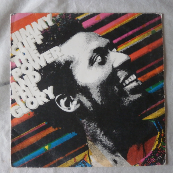 Lp Jimmy Cliff 1983 The Power And The Glory, Vinil Reggae