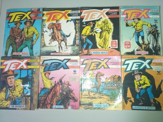 Lote 22 Revistas Tex Coleção Frete Grátis